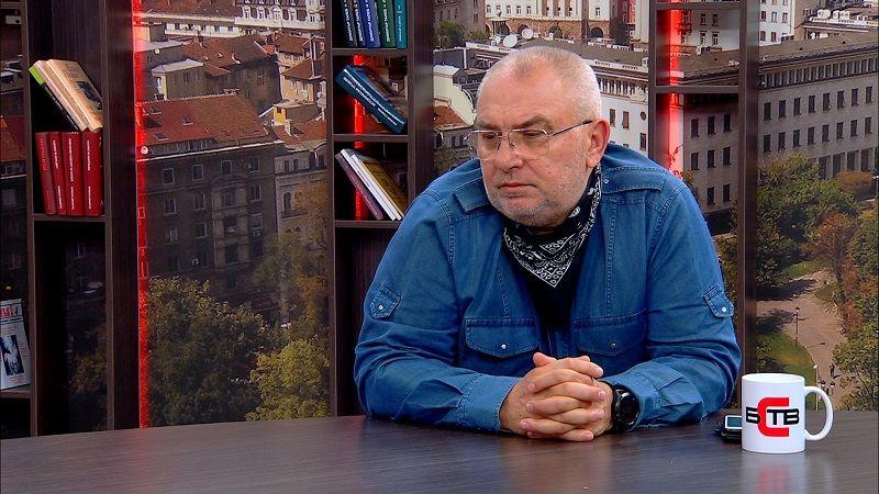"""""""Лява политика"""" с водещ Александър Симов (11.5.2021), част 2"""