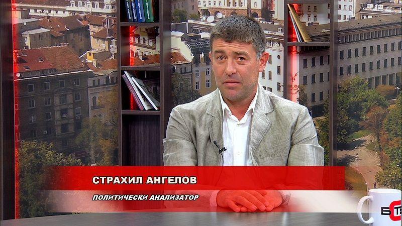 """""""Лява политика"""" с водещ Александър Симов (20.07.2021)"""