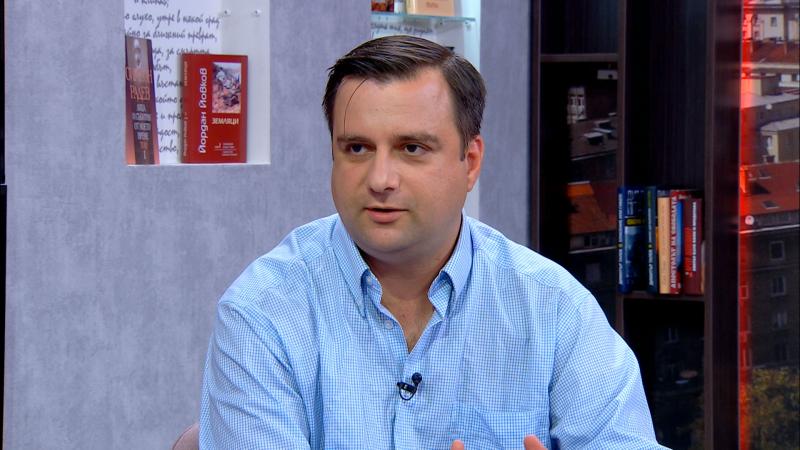 """""""В обектива"""" с Валерия Касиян (26.07.2019), гост доц. Борис Попиванов, политолог"""